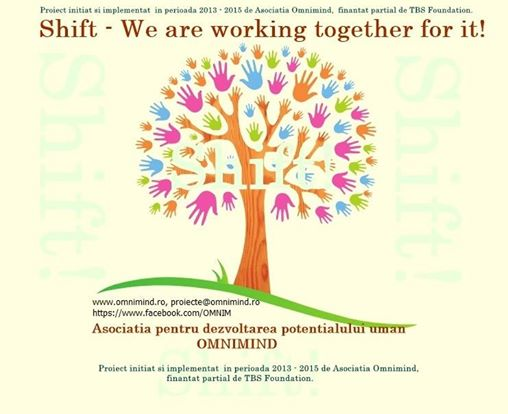 Shift – We are working together on it
